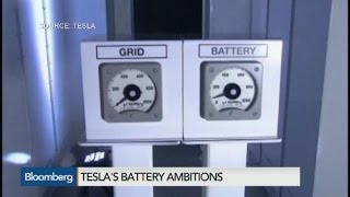 Can Tesla Convert Battery Ambition to a Business Model?