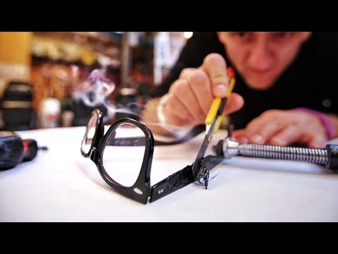 Blow Torch Customized Google Glass