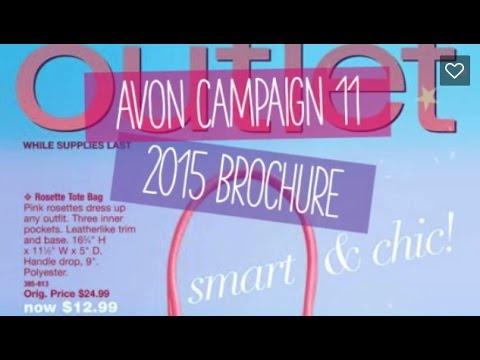 Avon Campaign 11 2015