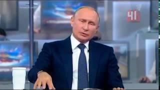 Обманутые дольщики встали на колени перед Путиным
