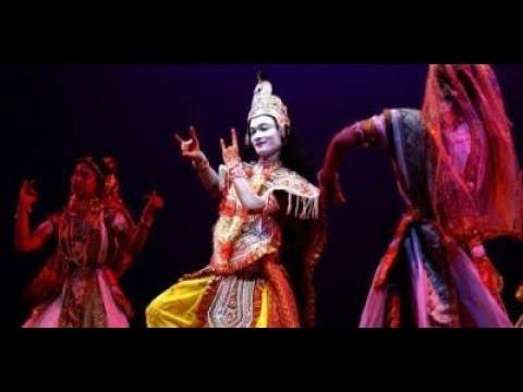 Hari Nase Krishna - Ikshita Rani - Assamese Raaslila Song - Devotional Dance