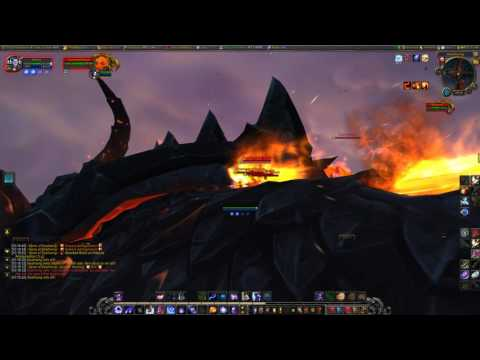 Solo Spine of Deathwing