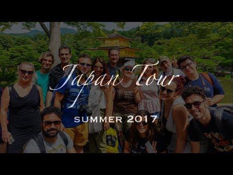 Japan Tour SUMMER 2017