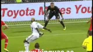 مازيمبي 2 - 0 انترناسيونال - كأس العالم للأندية 2010