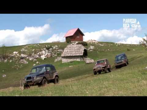 4x4 Serbia Adventure TARA 2016