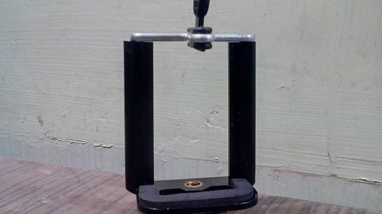 e9096c6d3edee1 NexGen Universal Mobile & Small Size Camera & Selfie Stick Holder Tripod  Attachement/Camera Holder