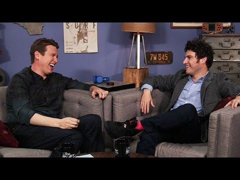 Adam Pally Thinks Being A Dad Sucks - YouTube