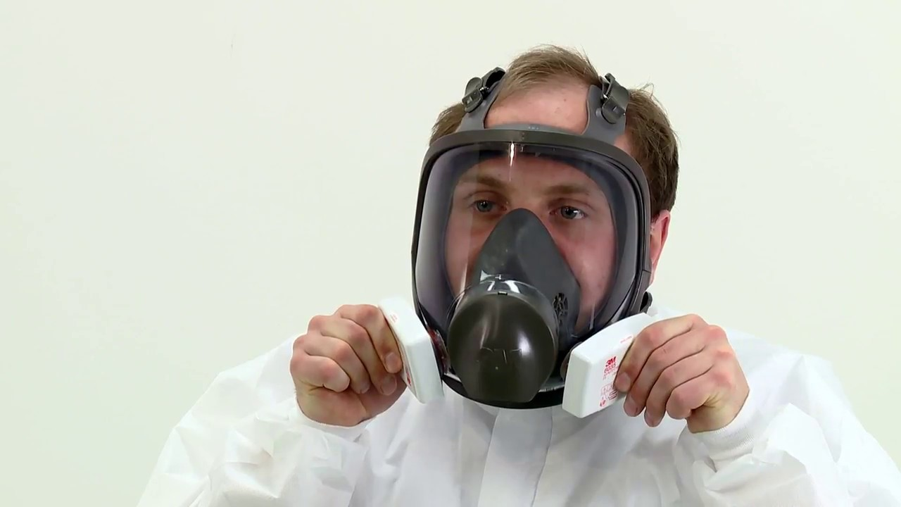 masque 3m serie 6000