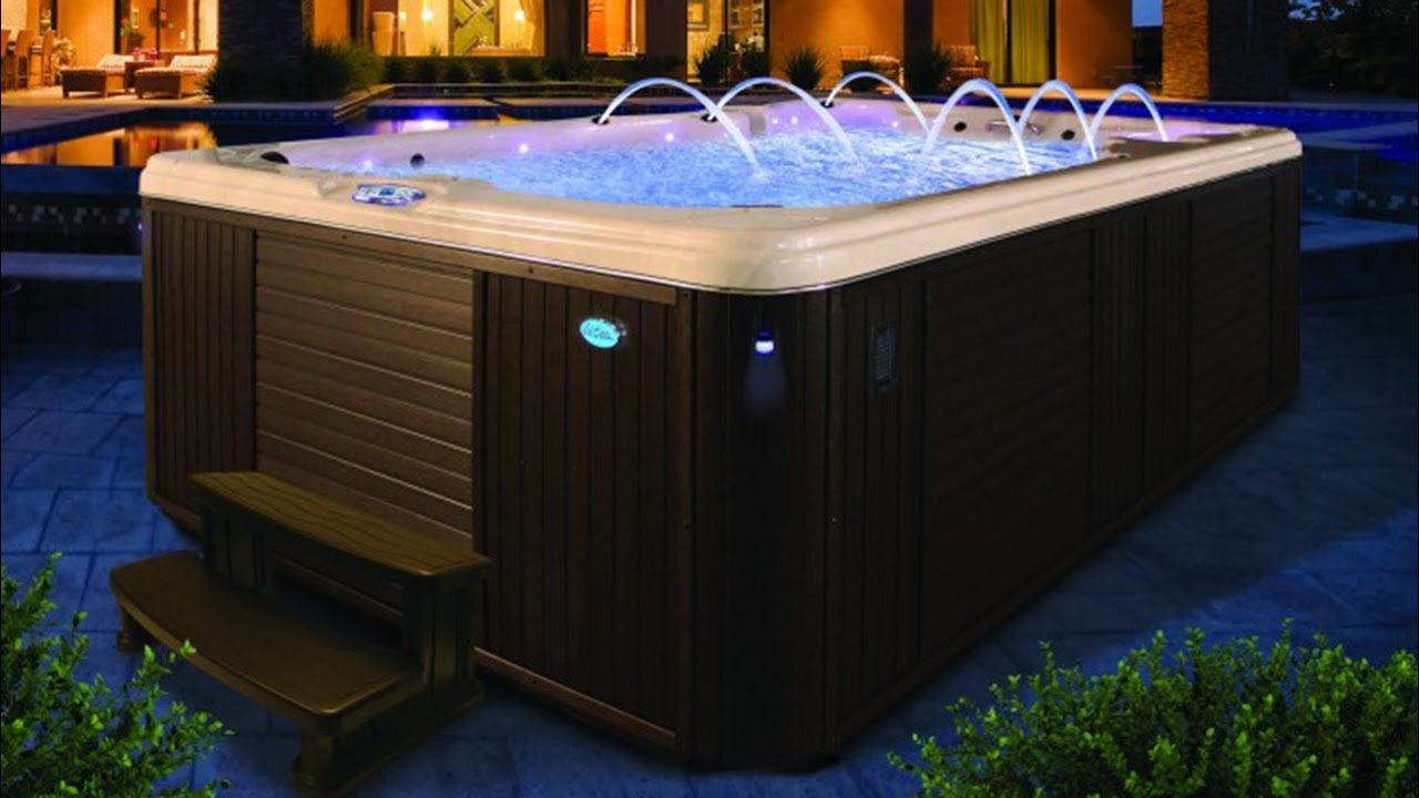 cal spas f 1222 best swim spa in 2014 ultimate fitness. Black Bedroom Furniture Sets. Home Design Ideas