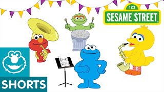 Sesame Street: Elmo's Band | Me Want Cookie #5