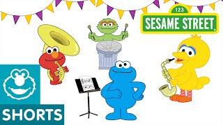 Sesame Street: Elmo's Band | Me Want Cookie #5