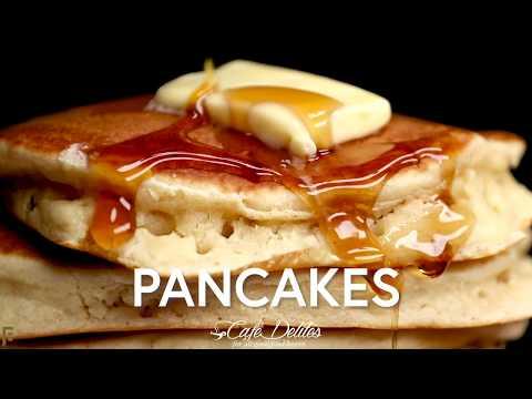 Best Fluffy Pancake Recipe