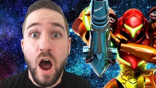 Tim Gettys Live Reaction Metroid Prime 4 Freakout! - Kinda Funny E3 2017
