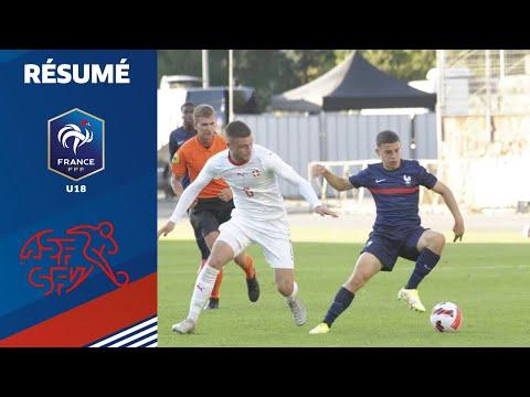 Download U18 : France-Suisse (2-1), le résumé