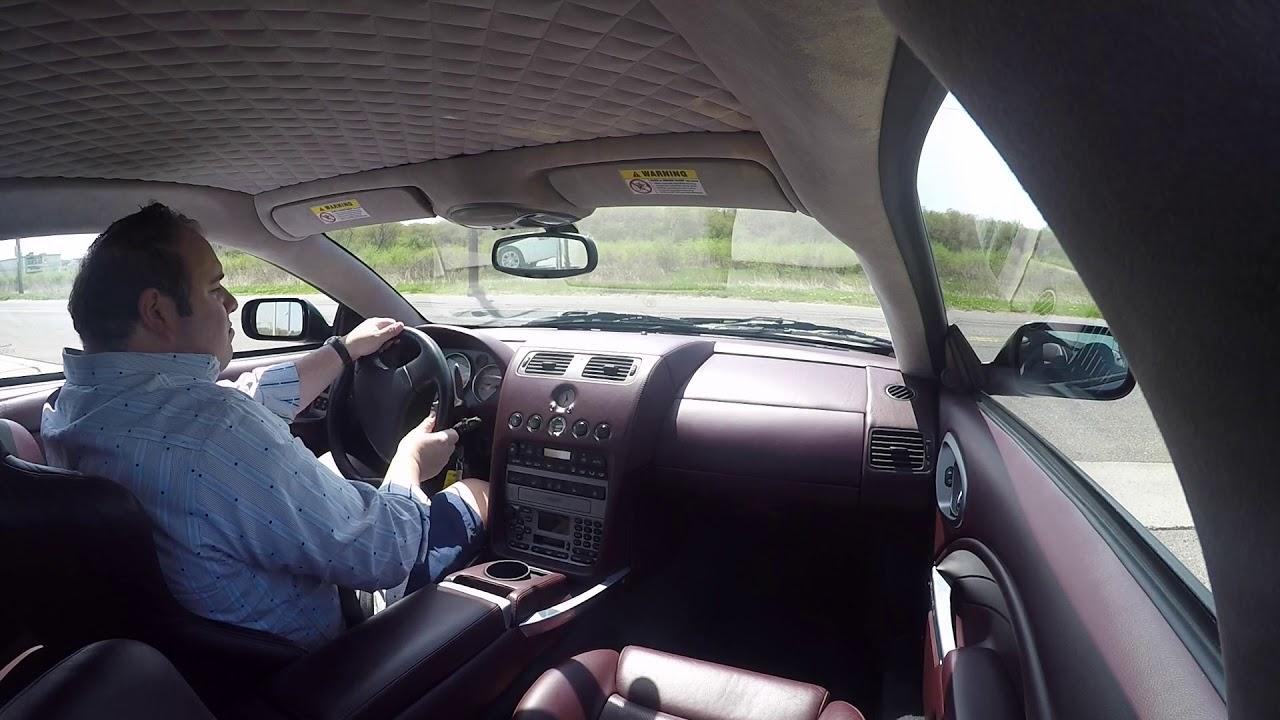 Aston Martin Vanquish S YouTube - 2005 aston martin vanquish