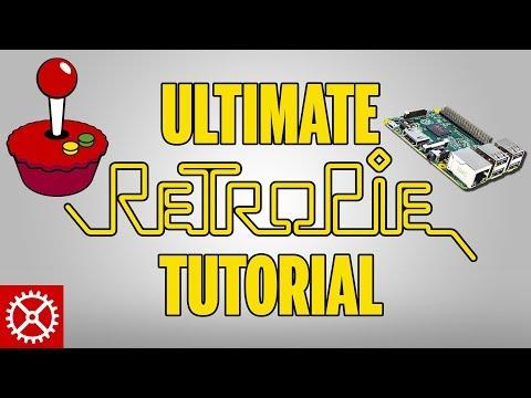 The Ultimate RetroPie 4.2 Raspberry Pi Setup Tutorial 2017 (Install, Upgrade, & Transfer Roms)