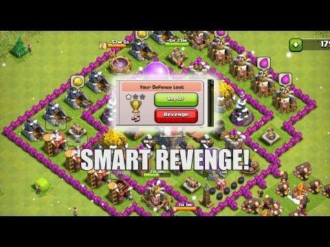 Clash Of Clans - Part 23 - Smart Revenge!
