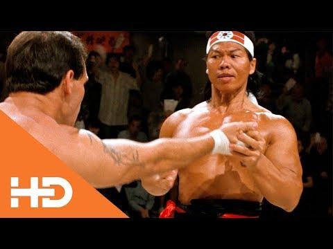 Бой на выживание ✦ Кровавый спорт (1988) ✦ Лучшие бои