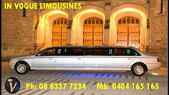 In Vogue Limousines: Wedding Limo Hire Adelaide And Chauffeured Wedding Cars