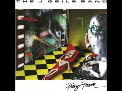 The J  Geils Band  Centerfold