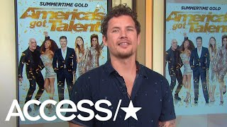 'America's Got Talent': Michael Ketterer On Getting The Golden Buzzer & Life With His 6 Kids