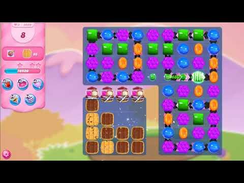 Candy Crush Saga Level 5039 NO BOOSTERS