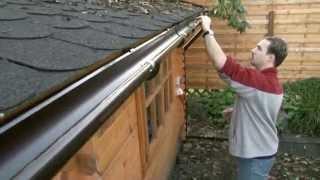 Mach's mit Marley: Dachentwässerung einfach perfekt