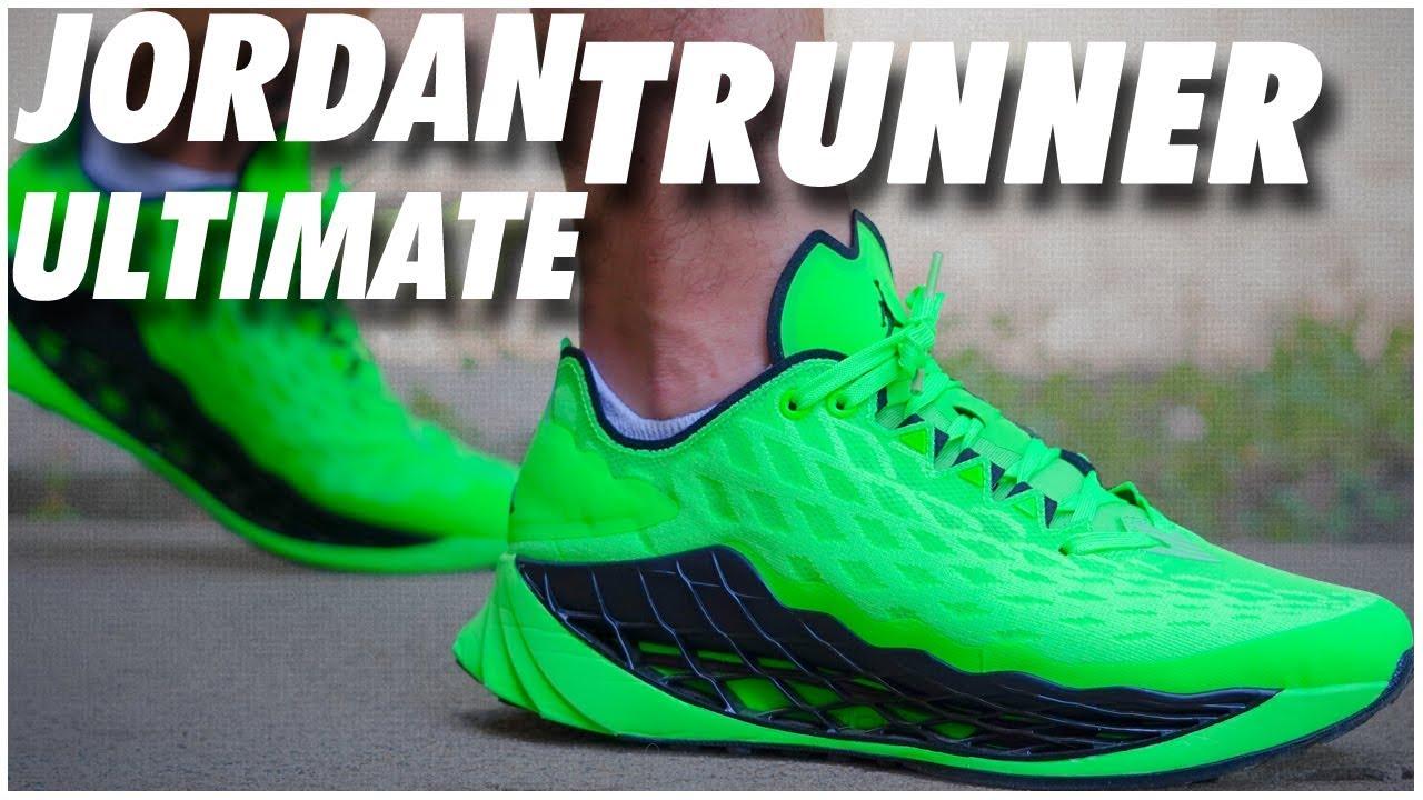 Jordan Trunner Ultimate - YouTube