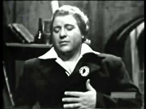 Umberto Giordano  Andrea Chenier  Milano 1955