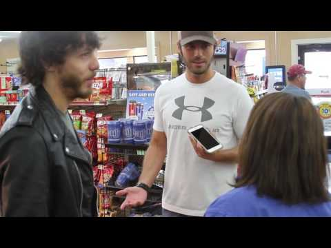Chris Janson Sings for his Supper!