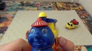 Вредные игрушки - Кеша и Паровозик
