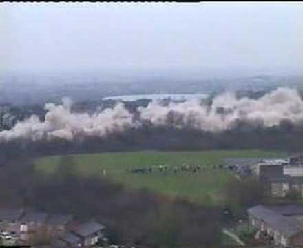 hattersley demolition