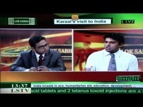Dr. Sreeram Chaulia on India's aid to Afghanistan