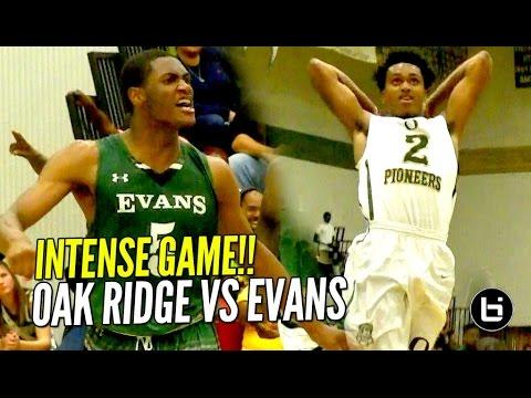 Oak Ridge INTENSE Battle Against Evans! Full Highlights!! Two of Top Florida Teams