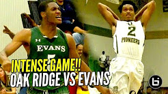 Oak Ridge INTENSE Battle Against Evans! Full Highlights!! Two of Top Florida Teams