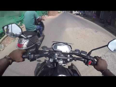 Honest review about my new bike   yamaha fz 25   vlogging video