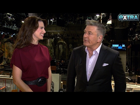 Alec Baldwin's Surprising Confession About Playing President Trump on 'SNL'