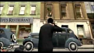 Трэйлер Мафии на русском (PS2 версия)