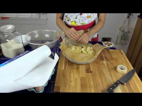 How To Freeze Pie Filling