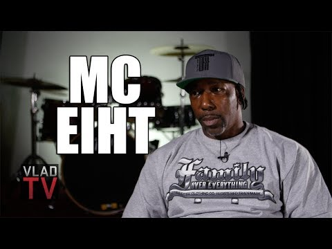 MC Eiht on Rappers Calling Themselves 2Pac: It's Never West Coast Rappers