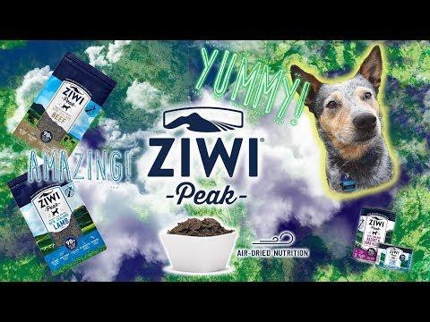 Ziwipeak Pet Food [ft. Jake]