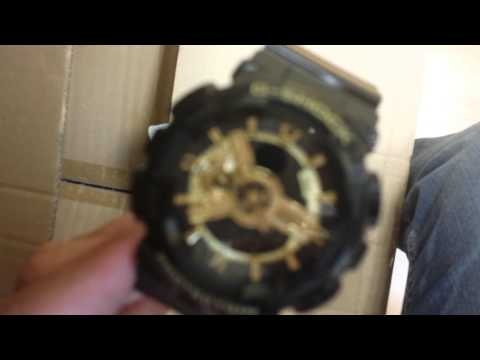 Changing The Time Zone Of Your G-shock Watch