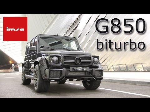IMSA G63 850biturbo