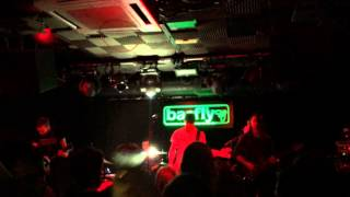 Long Distance Calling - The Man Within LIVE ( BarFly - London ) 08.02.14