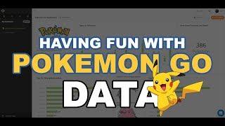 Visualizing Pokemon Go Data with Datadeck - S01E01