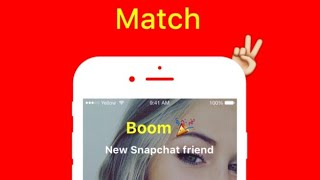 Comment se faire des amis sur Snapchat ? - Yellow