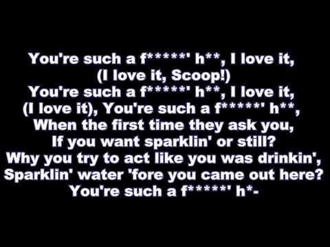 Lil Pump & Kanye West Ft. Adele Givens - I Love It (Clean W/ Lyrics)