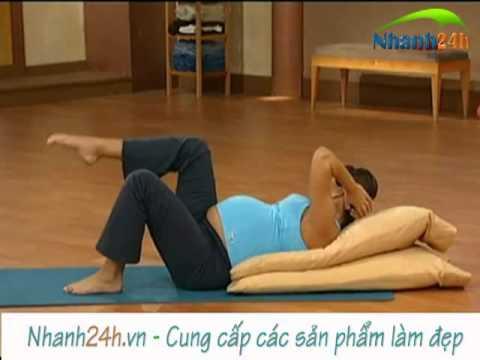 Bài tập thể dục cho bà bầu, tập thể dục cho người mang thai 2 - Nhanh24h.vn