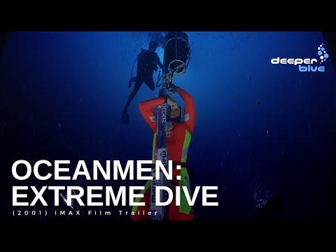Oceanmen: Extreme Dive 2001 IMAX Film