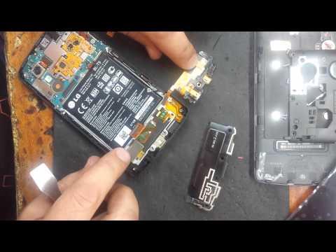 LG Nexus 5 (LG D821) замена LCD